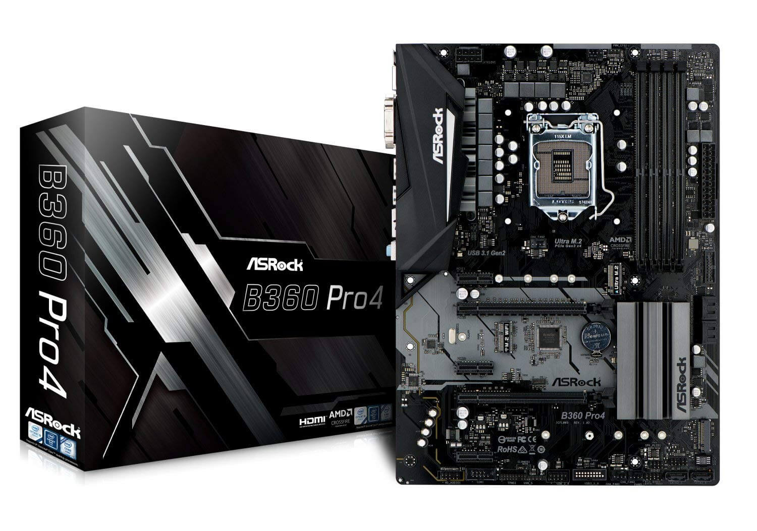 Best Motherboard for i5 8400