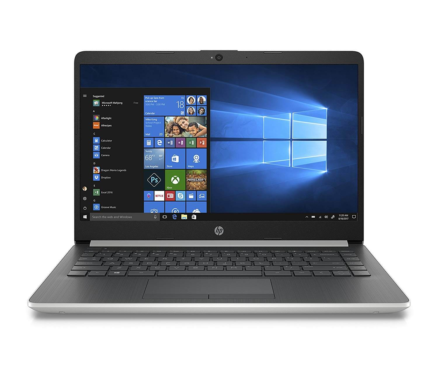 HP 14-df0010nr Laptop
