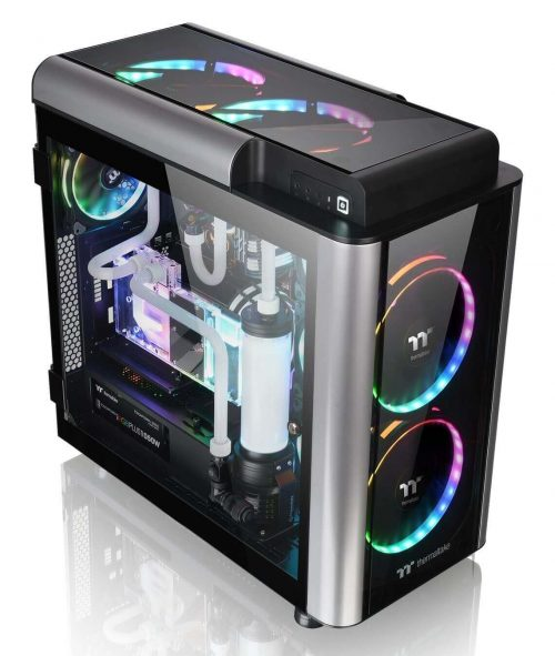 water cooled case