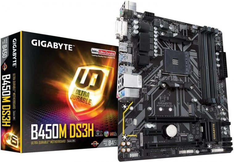 Gigabyte B450M DS3H Review - Best Budget Micro ATX Motherboard for Ryzen 5 3600