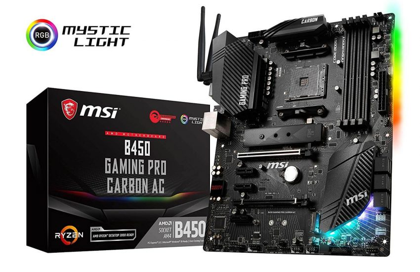 MSI B450 Gaming Pro Carbon AC Review - Best Overclocking motherboard for Ryzen 5 3600