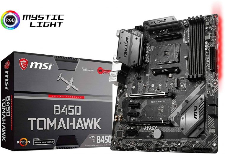 MSI B450 Tomahawk Review - Best Budget Motherboard for Ryzen 5 3600