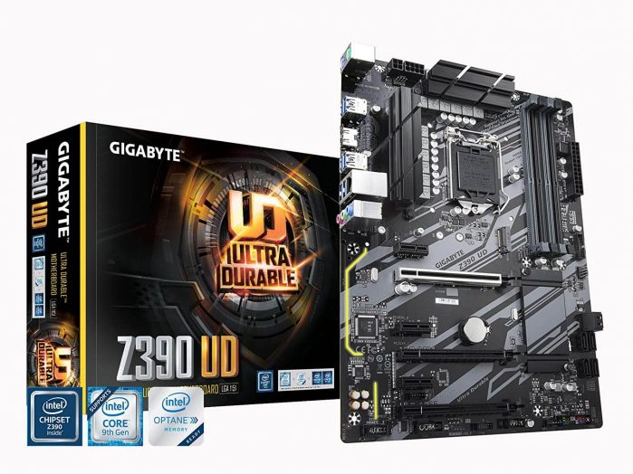 Gigabyte Z390 UD Review
