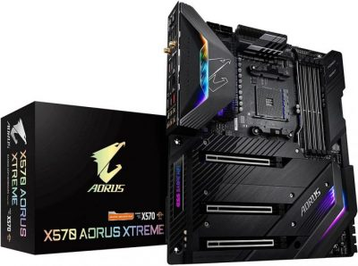 Best X570 motherboard for Ryzen 9 3900x - AORUS EXTREME