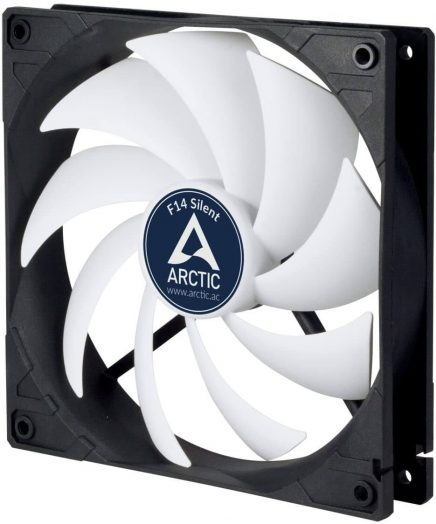 the 140mm case fan