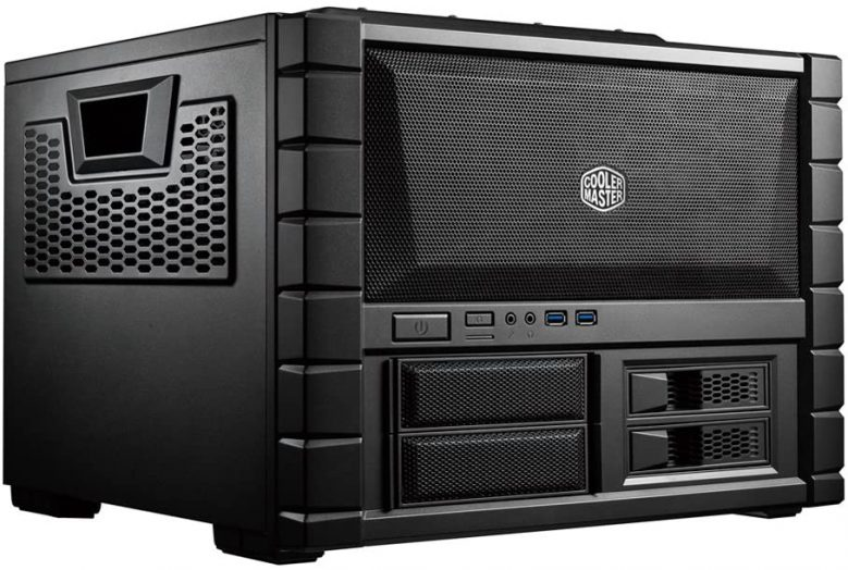 Cooler Master HAF XB EVO Review - Best and Smallest Airflow ATX Case