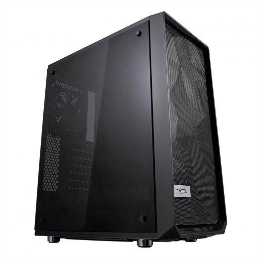Fractal Design Meshify C Review - Small-sized Mid-tower ATX Case