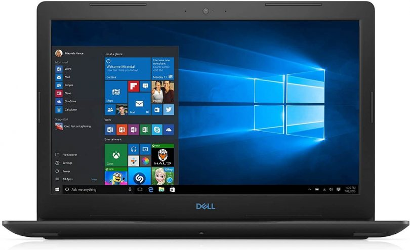 Cheapest laptop for Minecraft - Dell Gaming G3