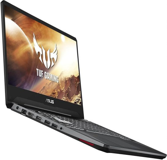 Best Overall Laptop for Revit - ASUS TUF FX505DT Review