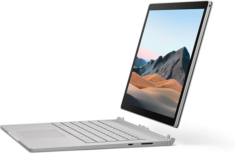 Best for frequent travelers Revit laptop - Surface Book 3