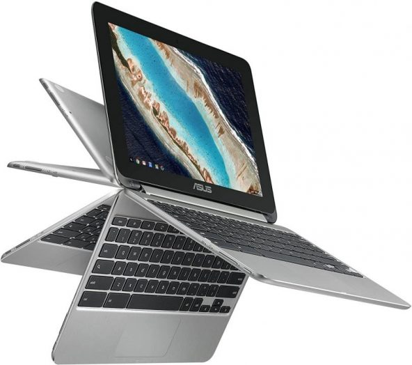 ASUS Chromebook Flip C101PA-DS04 Review - Best Laptop for Teaching online