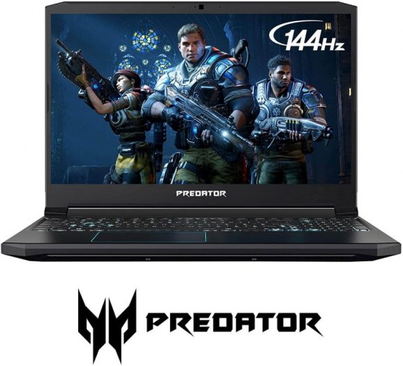Acer Predator Helios 300 Review - best live streaming laptop