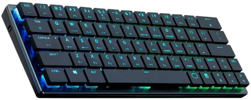Cooler Master SK621 Review - Best RGB Mini Mechanical Keyboard