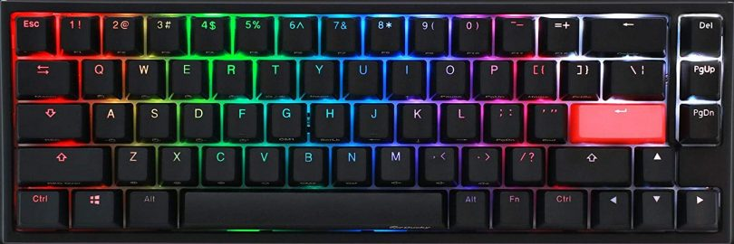 Ducky One 2 SF Review - Best Overall Mini Mechanical keyboard