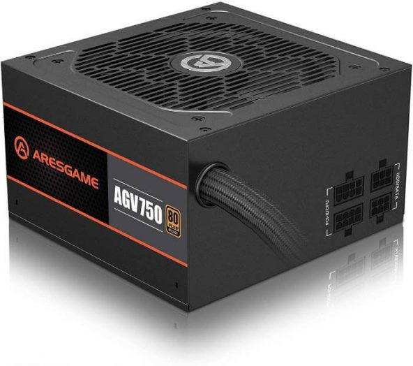 ARESGAME 750W Review - Best Power Supply for Ryzen 9 3900x