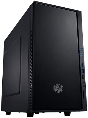 Cooler Master Silencio 352 Review - Silent PC Case with good airflow