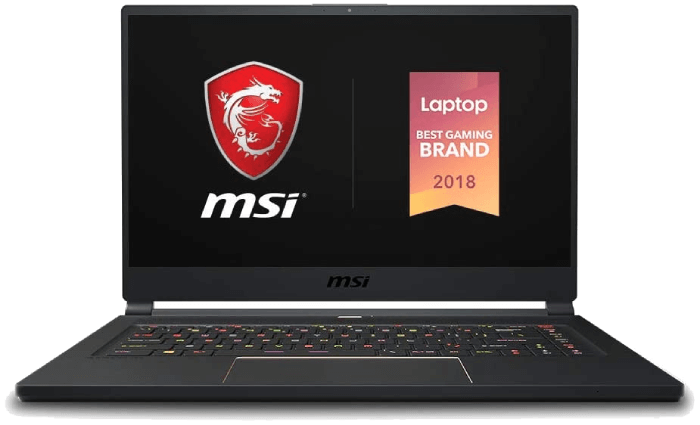 Best Overall Laptop - MSI GS65 Stealth-002 Review