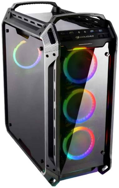 Cougar Panzer EVO RGB Blac Review - Best Budget Portable PC case