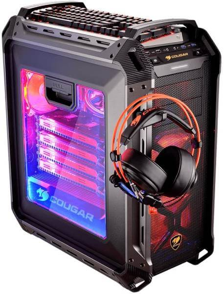 Cougar Panzer Max Ultimate Review - Most Portable in Premium Case