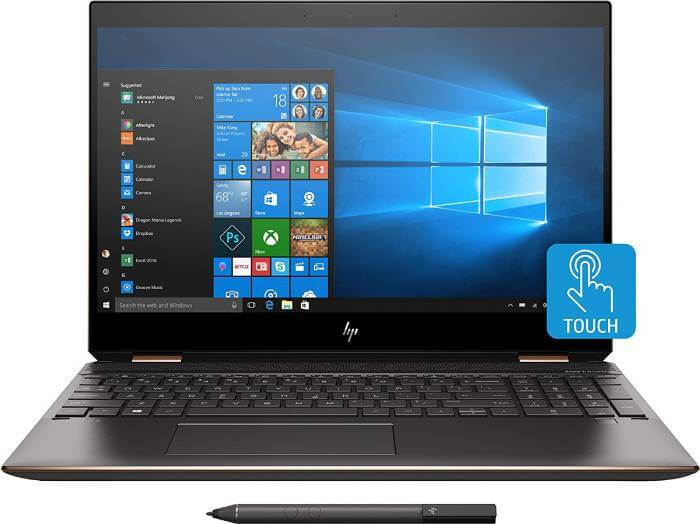HP - Spectre x360 2-in-1 Review - Best Overall Touchscreen Laptop for Drawing