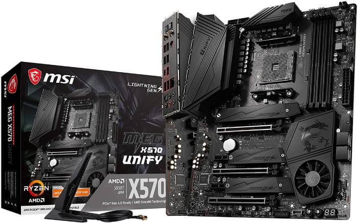 MSI MEG X570 Unify Review - Best Overall Motherboard for Ryzen 9 5900X