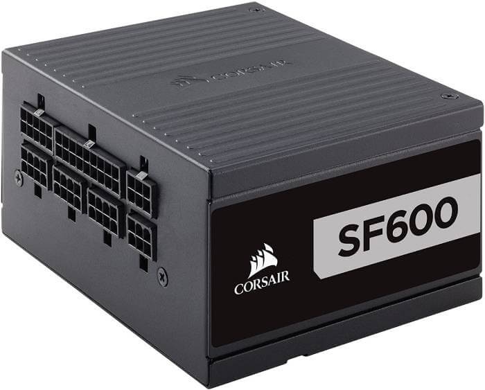 Best Budget PSU for RTX 3060 - Corsair SFX600 Review