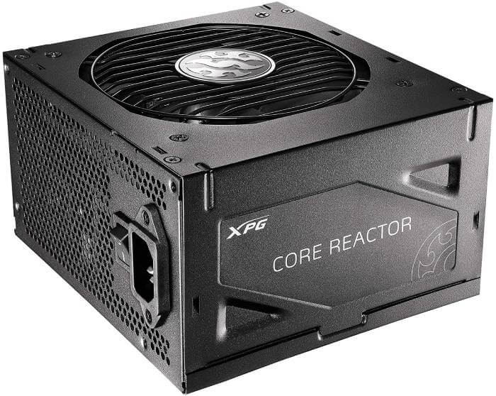 XPG Core Reactor 650W - Best Overall PSU for RTX 3070