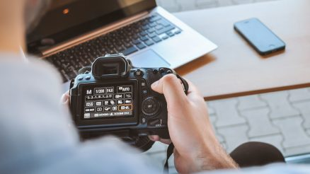How to choose a DSLR